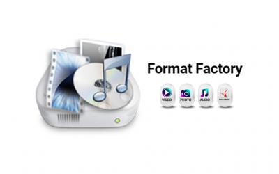 نرم افزار Format Factory ابزاری قدرتمند برای تبدیل انواع فرمت ها به یکدیگر