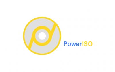نرم افزار PowerISO ابزاری قدرتمند برای ساخت و مدیریت فایل های ایمیج