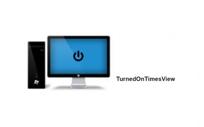 نرم افزار TurnedOnTimesView ابزاری برای مشاهده زمان های روشن و خاموش شدن کامپیوتر